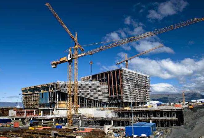 建筑工程施工總承包資質標準
